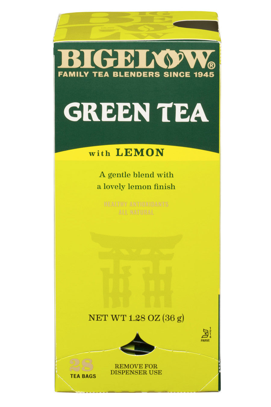Bigelow Green Tea w/ Lemon 28ct