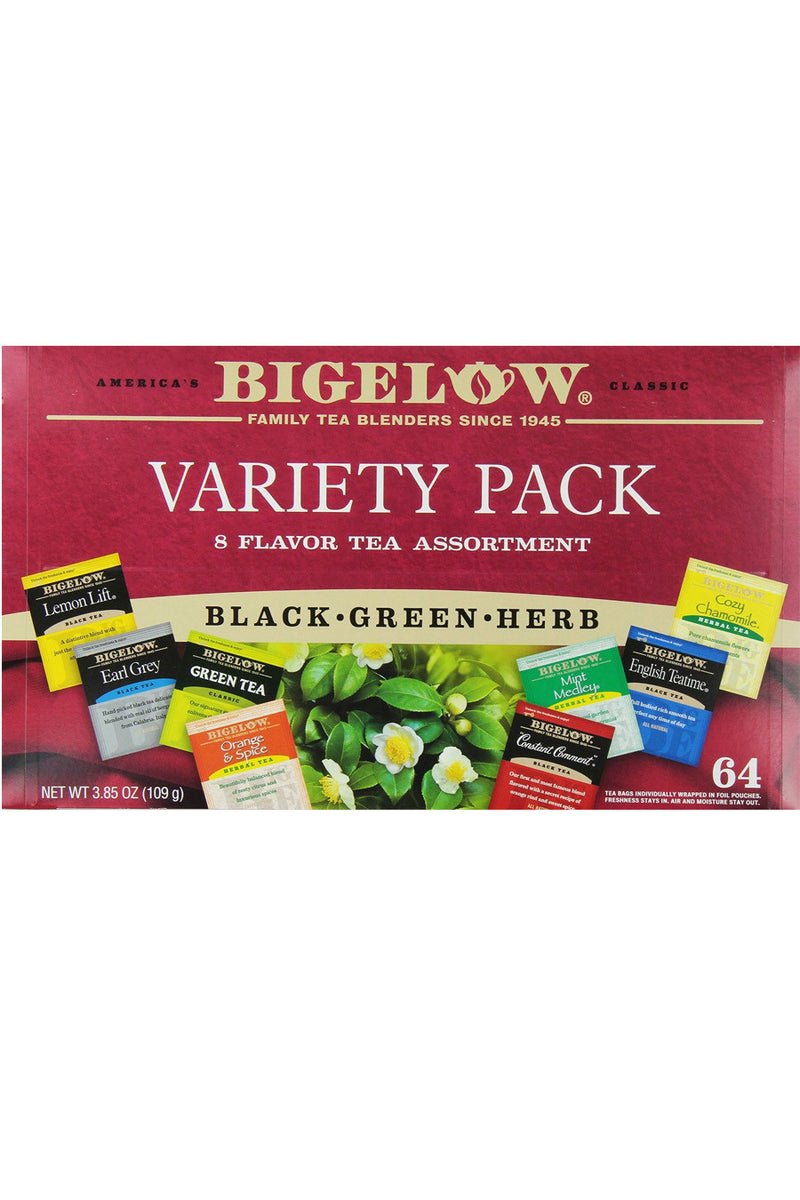 Bigelow Tea Tray 64ct