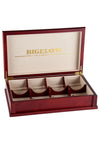 Bigelow Wooden Tea Chest