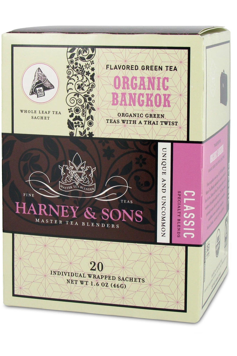 Harney & Sons Organic Bangkok Tea 20ct
