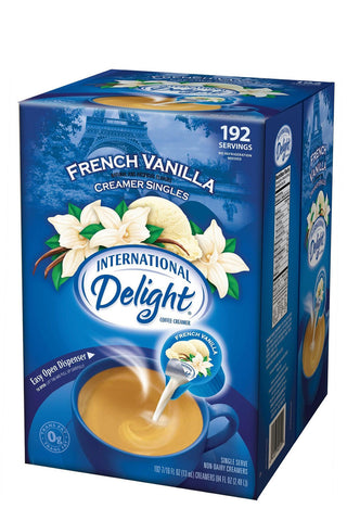 Intl Delight Irish Creme 288ct
