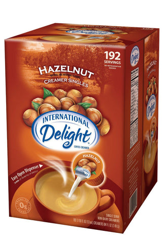 Intl Delight Half & Half 384ct