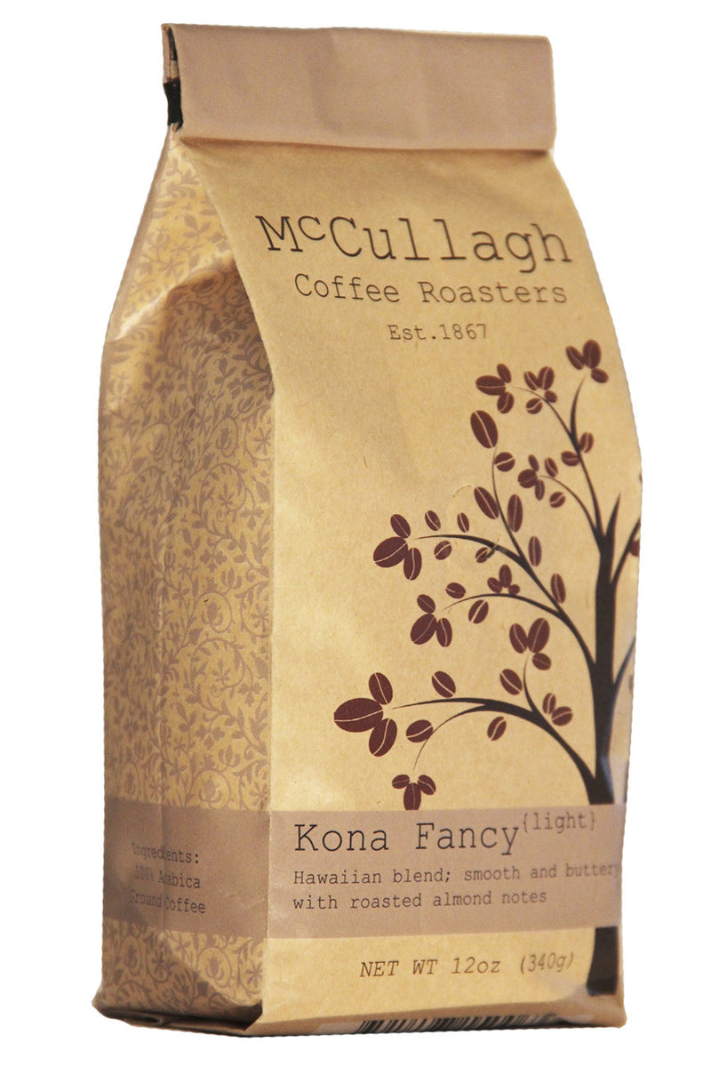 Kona Fancy Coffee