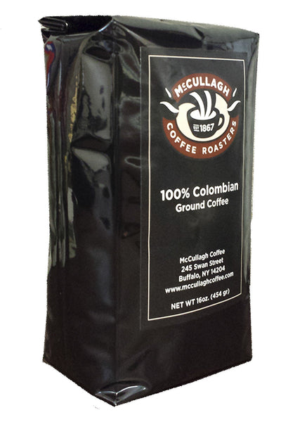 100% Colombian Coffee