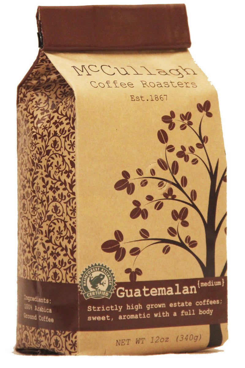 Rainforest Alliance Medium Roast Coffee