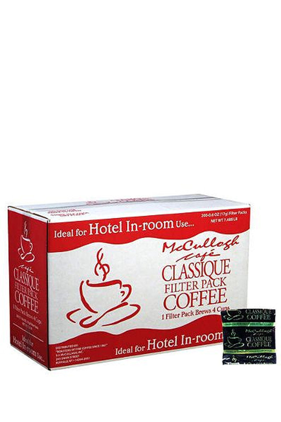 Regular In-Room Coffee