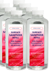 Hand Sanitizer 8/32oz Containers