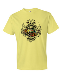 BG Smoker Tee (Yellow)