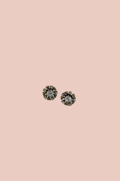 Flower Bud Statement Studs
