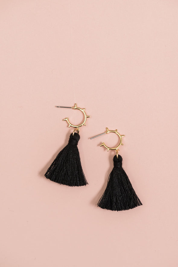 Maui Tassel Earrings