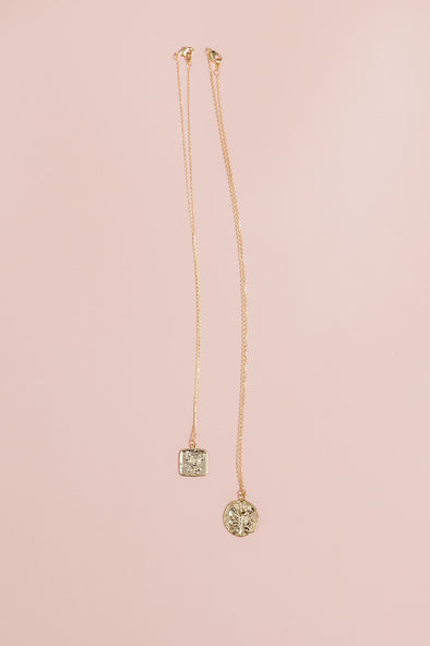 Bloom Necklace Set
