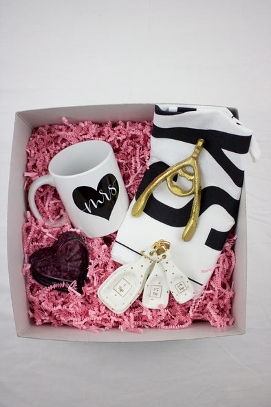 The Just Married Box