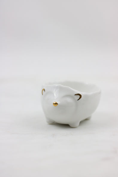 Hedgehog Ring Dish