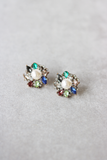 Pearl Cluster Statement Studs
