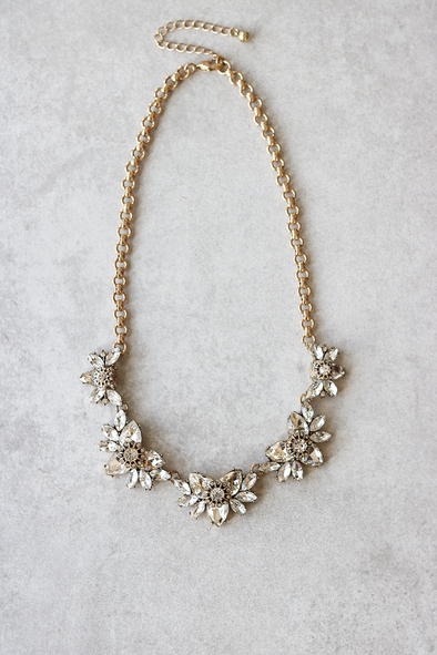 Lolita Statement Necklace