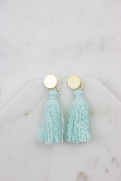 Fiji Tassel Earrings