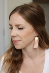 Mira Tassel Earrings