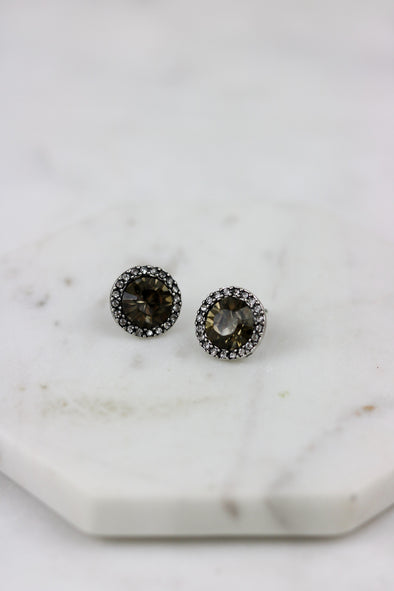 Adrianna Statement Studs