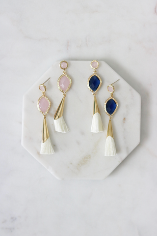 Bianca Drop Earrings