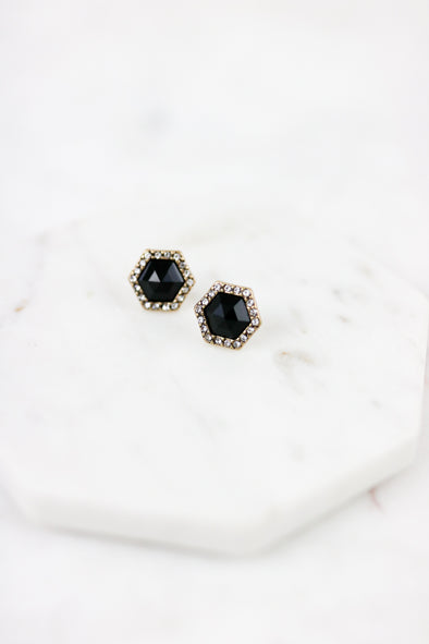 Harper Statement Studs