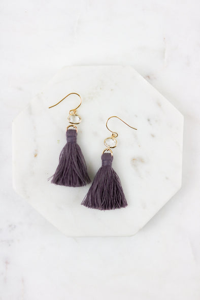 Vanessa Tassel Earrings