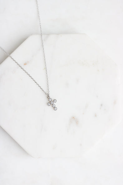 Luxe Cross Necklace