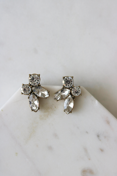 Ariella Statement Studs