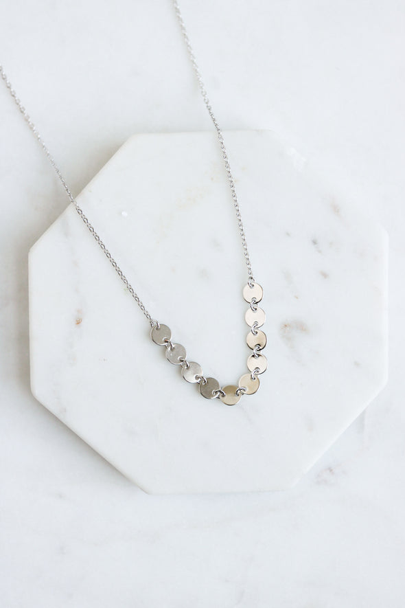 Mini Satellite Necklace