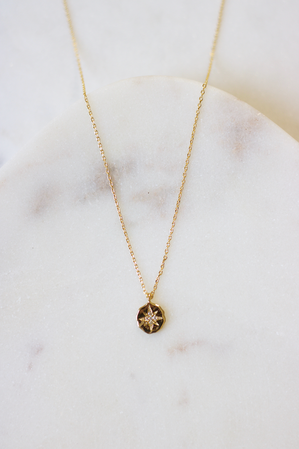 Luxe Star Necklace
