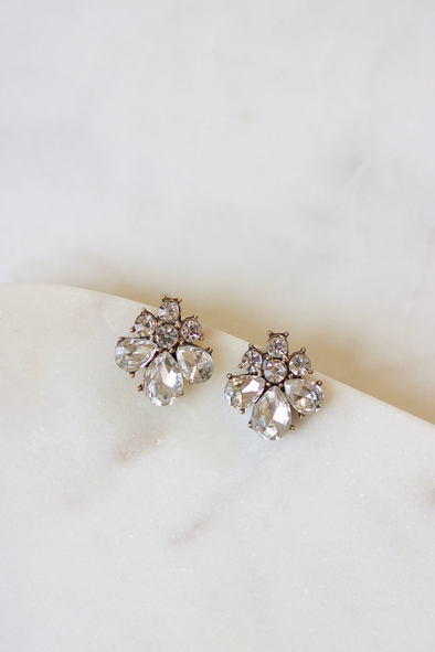 Isabella Statement Studs