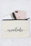 Essentials Zipper Pouch