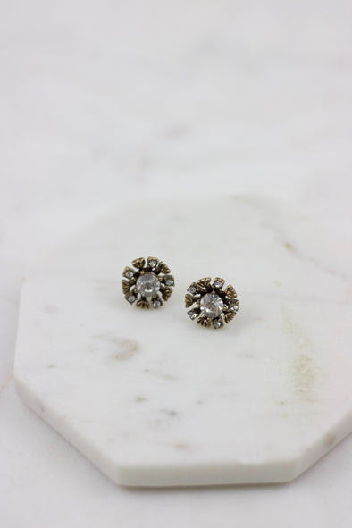 Daisy Statement Studs