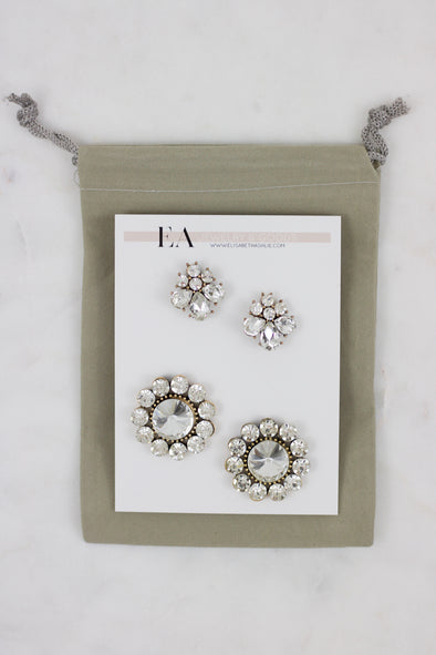 Holiday Statement Earrings Gift Set