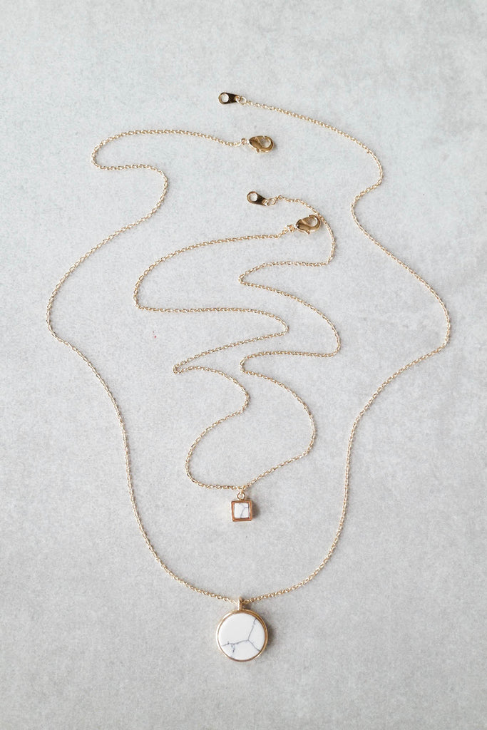 Marbella Layered Necklaces