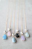 Marble Drop Necklace