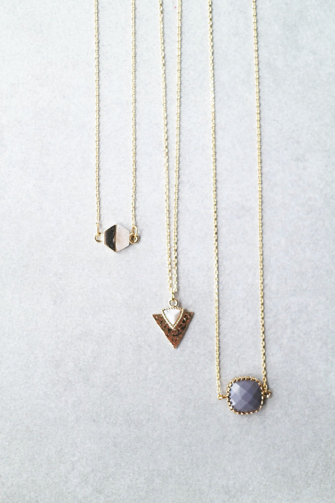 Stella Layering Necklaces