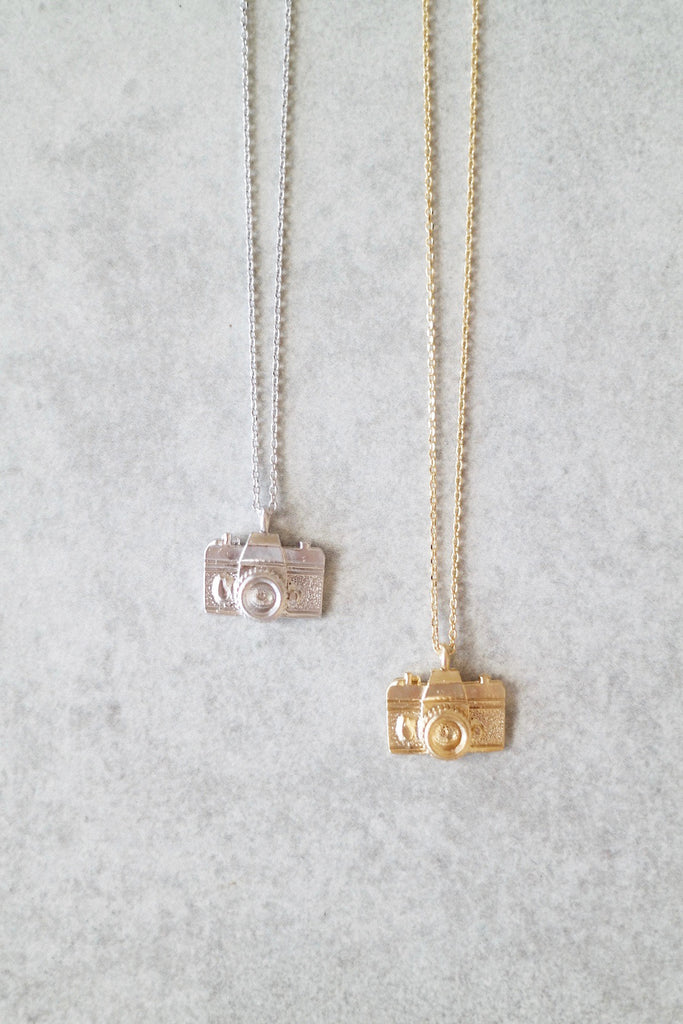 Shutterbug Necklace