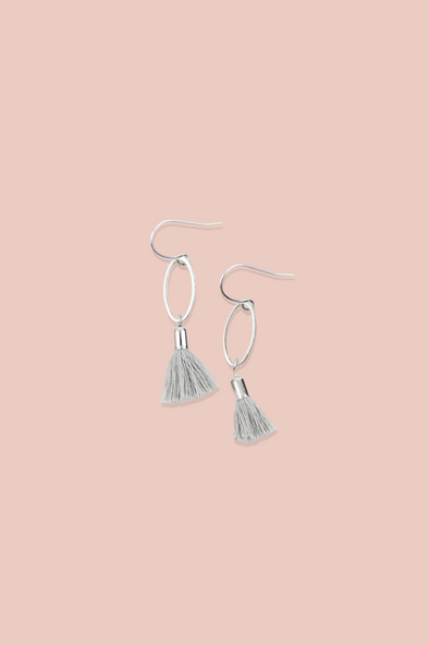 Bermuda Tassel Earrings