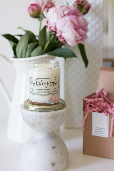 Birthday Cake Soy Candle - PRE-ORDER