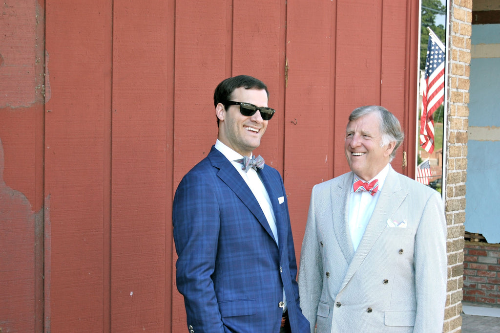 Gentlemen of Influence: Randy and Randall Hanauer