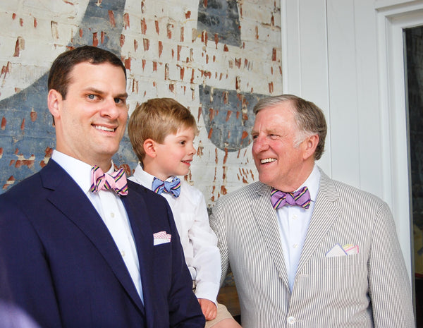Celebrate Easter with a Bow Tie