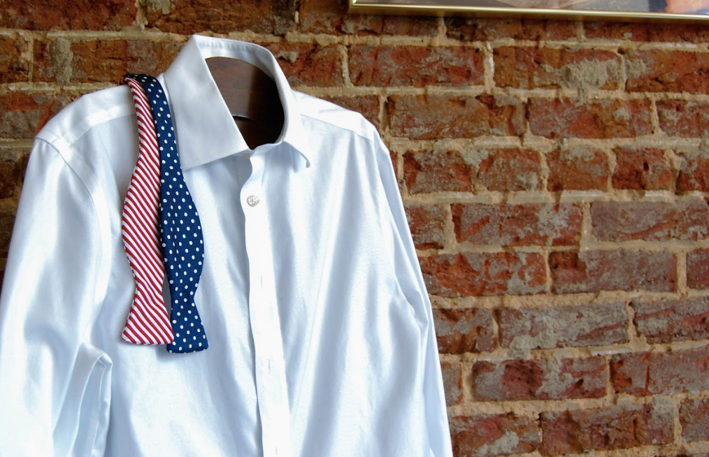 Our 5 Favorite Patriotic Ties and Bow Ties for the Fourth of July