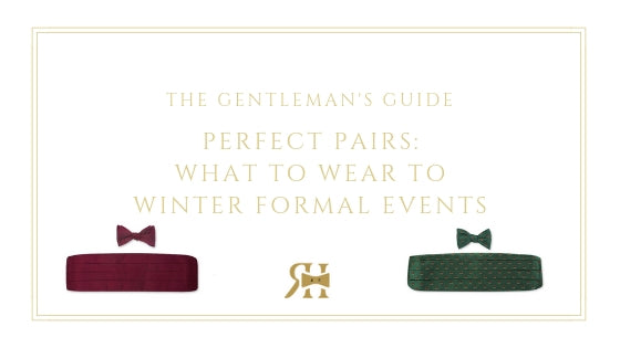 Perfect Pairs: What to Wear to Winter Formal Events