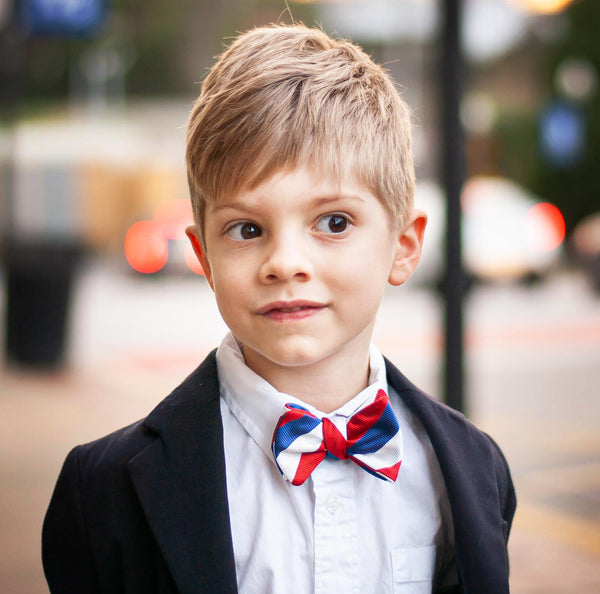 Bow Ties for Boys & Dashing Young Lads - A Guide