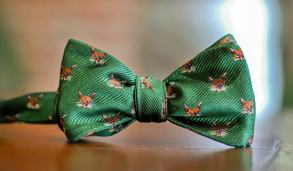 Green Bow Ties for St. Patrick's Day and Beyond