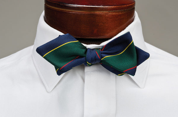Diamond Point Bow Tie - The Stanley