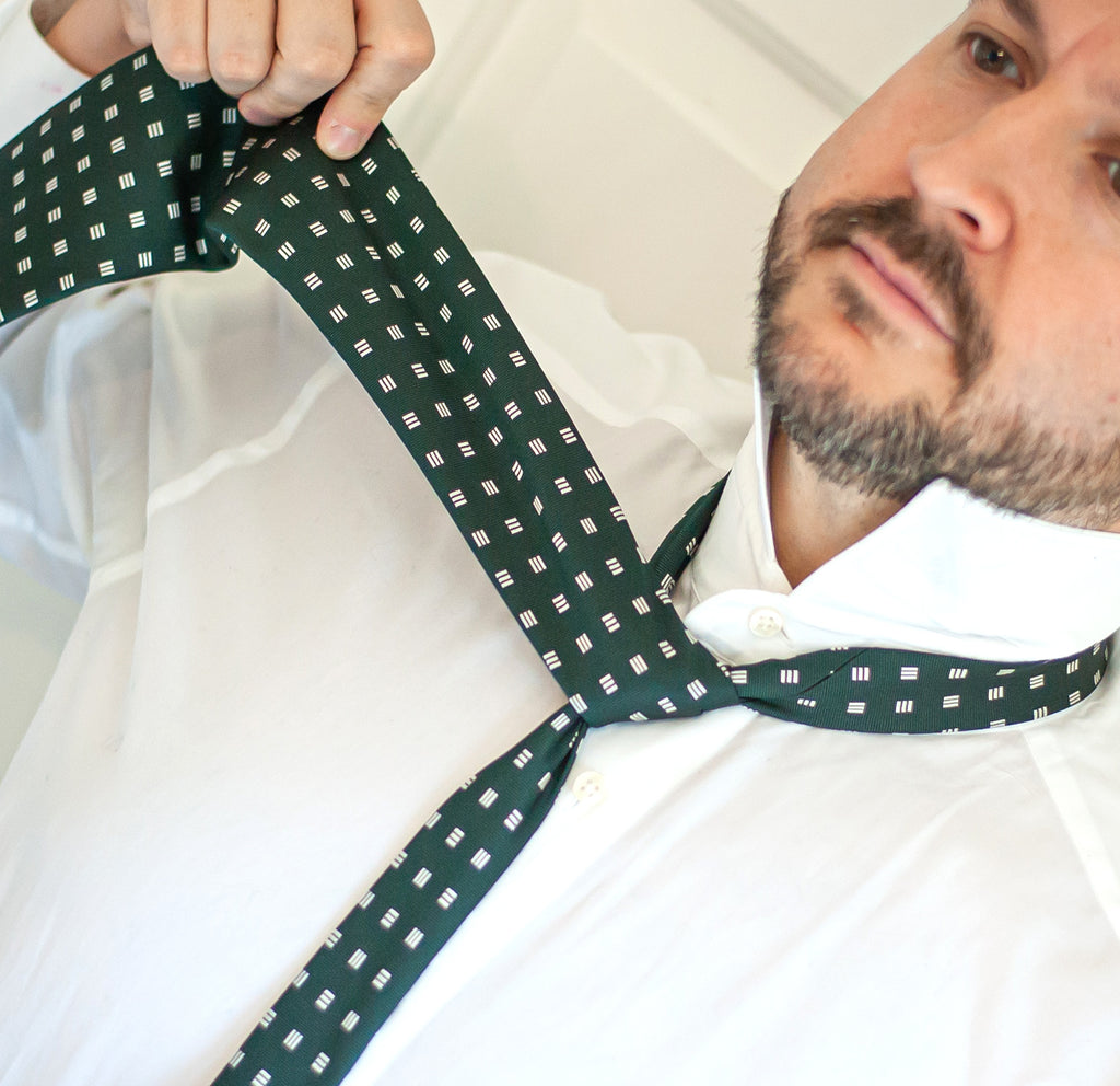 How to Tie a Windsor Knot - Step 7