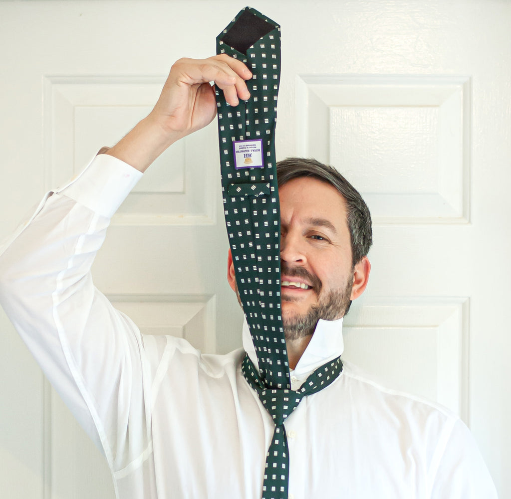 How to Tie a Windsor Knot - Step 8