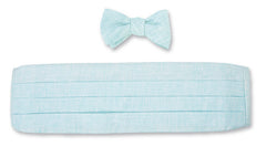 Linen Cummerbund Wedding