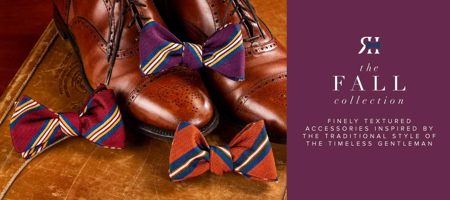 fall bow ties